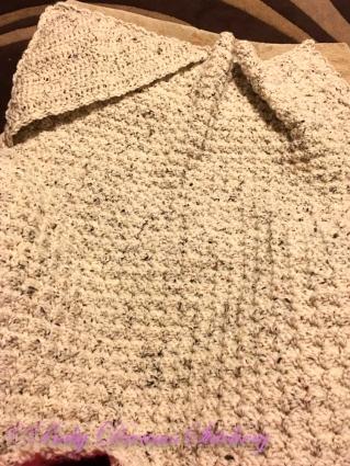 Hooded blanket