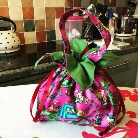 lotus bag Anna